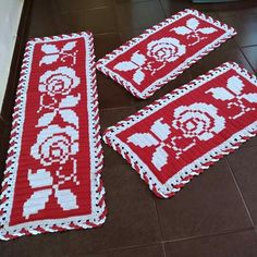 Pot Holders, Rugs, Rug Patterns, Bottle Crafts, Table Linens, Needlepoint, Knit Jumpers, Trapper Keeper, Decoration Home