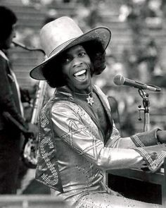 Sly Stone ____ I always loved the Family Stone. & took their message to heart. It's amazing the impact MUSIC & LYRICS can have on young lives. Scary to think of how Negative music can be ___ when Positive music can change lives.