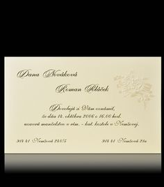 texty na svadobné oznámenia - Hľadať Googlom Place Cards, Place Card Holders