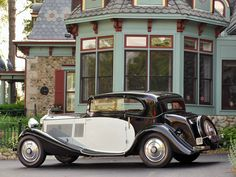 Rolls-Royce 20/25 HP Sports Coupe by Gurney Nutting '1933