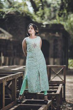 Casual Wear, Casual Outfits, Stylish Kurtis, Sari Design, Wedding Mehndi Designs, Churidar Designs, Indian Fashion, Womens Fashion, Kurti Collection