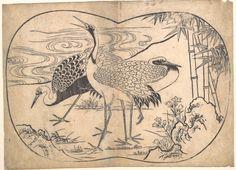 Гравюры Хисикава Моронобу (1618-1694)