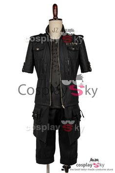 Presell Final Fantasy XV Noctis Lucis Caelum Outfit Cosplay Costume #cosplaysky