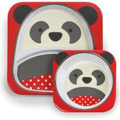 Kindergeschirr 2-tlg. Panda