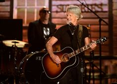 2014 Lifetime Achievement Award recipient Kris Kristofferson performs on the 56th Annual GRAMMY Awards on Jan. 26 in Los Angeles