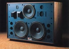 JBL Do you need some bass frequencies?