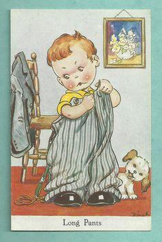 c.1940's Dinah postcard | eBay