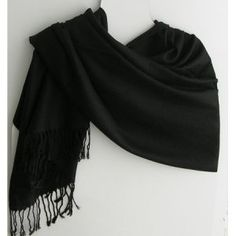 This soft black scarf will match any outfit Outfits, Black, Fashion, Tall Clothing, Black People, Fashion Styles, Fashion Illustrations, Clothing, Trendy Fashion