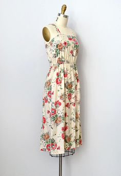 vintage 1970s dress | Innocence Found Dress ✪ http://www.adoredvintage.com