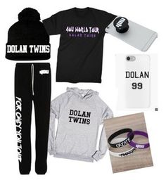 """""""Dolan twins merch❤️"""" by chloe-h-hardy on Polyvore featuring dolantwintuesday"""