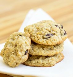 Lexi's Soft Oatmeal Raisin Cookies.  Chewy and wholesome.  Find the recipe in Pièce de Résistance: A Novel   http://www.amazon.com/Piece-Resistance-Novel-French-ebook/dp/B00AIGAJD4/ref=pd_sim_kstore_1