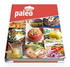 Paleo housenky Kniha | 470+ Paleo Recepty v 17 kategoriích