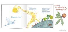 ¿Qué es la agricultura ecológica?9788493533130 Texto: Ester Sánchez Ilustraciones: Ester Sánchez Formato: 24x22 cm. Encuadernación: Tapa dura ISBN: 9788493533130 Páginas: 60 idioma: castellano Año de edición: 2006 ¿Qué es la agricultura ecológica? Libro de conocimiento lleno de color, con desplegables explicando a los niños conceptos como agricultura ecológica, biodiversidad, ecosistema o equilibrio ecológico. Es el primer libro infantil sobre este tema que se publica en España y forma parte…