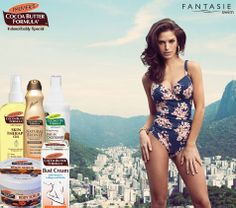 Win:  • 2 Fantasie Swimwear Sets  • A complete Palmer's Summer Beach Body Pamper Pack worth £65 including; Natural Bronze Gradual Tanner, Natural Bronze Spray Lotion, Skin Therapy Oil, Skin Therapy Face Oil, Cocoa Butter Formula Lotion, x 3 Ultra Lip Balms, Firming Butter, Bust Firming Massage Cream, Coconut Oil Formula Leave-In Conditioner, Coconut Oil Formula Protein Pack + Body Scrub  2 x Runner Up Prizes:  • Fantasie Swimwear Set  • A Palmer's Summer Beach Body Pamper Pack worth £35