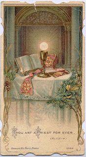 The Catholic Doctrine Of The Eucharist. Part 9.