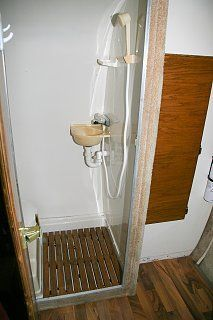 41 Creative Rv Camper Van Remodel Interior Design Ideas With Floors Wooden Casita Camper, Casita Trailer, Scamp Trailer, Tiny Trailers, Camper Trailers, Scamp Camper, Camper Van, Vintage Caravans, Vintage Travel Trailers
