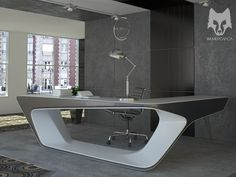 Desk: MysticaDesigner: Wilmer Chaca© All rights reserved.