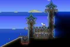 My ocean outpost