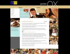 The Golden Ox Web Site by Scorched Media - www. scorchedmedia.com.au Brisbane, Portfolio Web Design, Ox, Thor, Beef