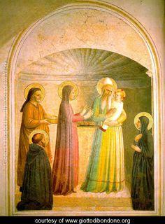 Presentation of Jesus in the Temple - Giotto Di Bondone - www.giottodibondone.org