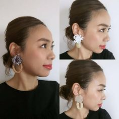 ♥keico♥(@loverara.loverara)さんのコーディネート: 204件 | インスタグラマー | Woomy Earrings, Jewelry, Fashion, Ear Rings, Moda, Stud Earrings, Jewlery, Jewerly, Fashion Styles