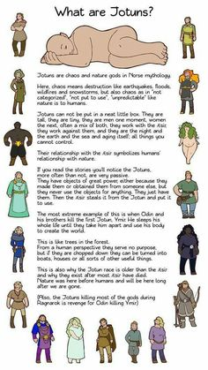 All Things Heathen,Viking and Heathen Related Clothing and accessories Jotuns Ivar Vikings, Norse Vikings, Norse Pagan, Old Norse, Mythological Creatures, Mythical Creatures, Heros Comics, World Mythology, Norse Mythology Goddesses