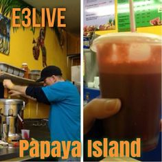 "E3Live in Toronto Ontario! ""Papaya Island was one of the very first retailers in Canada to carry E3Live over 10 years ago. It is an amazing product which our customers love mixed in smoothies, etc. - or on its own. I personally find it has kept me young and healthy. Highly recommended."" - Carl Blum / owner / Papaya Island - 513 Yonge Street / Toronto Ontario #payayaisland #e3live #e3livesightings #superfood #e3livecanada"