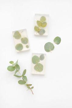 DIY Eucalyptus Soap Tutorial