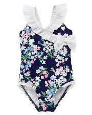 From J Capri Villa line, Eden wore this swimming today....so cute!!