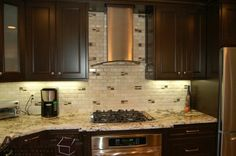 Beautiful Kitchen Cabinets With Granite Counter Top