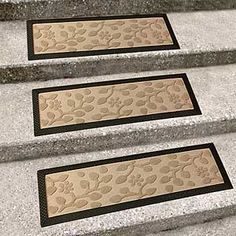 Quot Stars Quot Rubber Stair Treads New Home Pinte