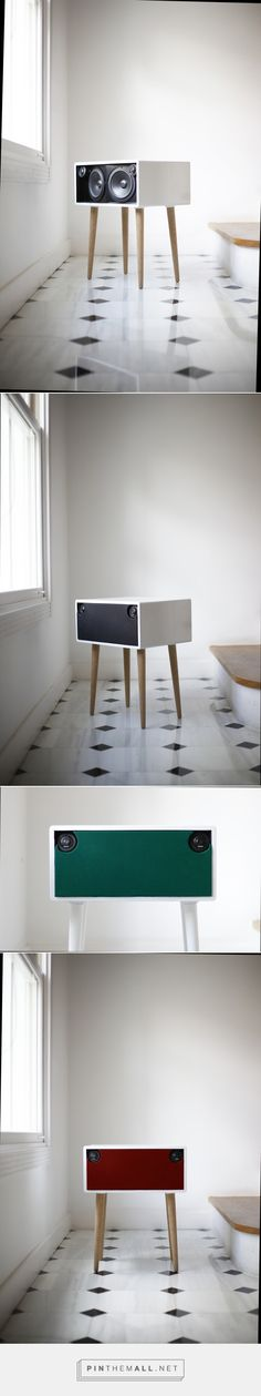 Bluetooth Speaker 300W Stereo on Behance - created via http://pinthemall.net