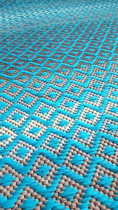 Weaving Designs, Weaving Patterns, Jute Rug, Woven Rug, Weaving Art, Hand Weaving, Tin Can Art, Archaeological Discoveries, Cashmere Shawl