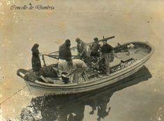 Un día de pesca. Cedida por Ezaro.com