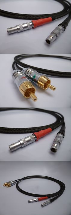 Audio Cables and Interconnects: New Dyson Audio Silver Aegis Mark Levinson Madrigal Rca Camac Interconnect Cable -> BUY IT NOW ONLY: $85 on eBay!