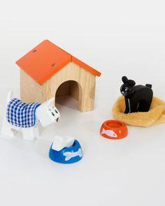 Le Toy Van Pet Set Wooden Toys, Kids Toys, Van, Pets, Children, Home Decor, Wooden Toy Plans, Childhood Toys, Young Children