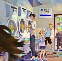 Anime Demon, Manga Anime, Anime Art, Power Rangers, Banana Art, Tokyo Ravens, Best Anime Shows, Stray Dogs Anime, Fanarts Anime