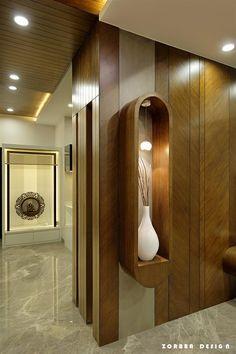 Wardrobe Interior Design, Small House Interior Design, Contemporary Interior Design, Contemporary Hallway, Modern Design, Bungalow Interiors, Office Interiors, Room Design Bedroom, Home Room Design
