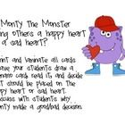 Spend a session targeting social skills with this Happy Heart vs. Sad Heart game. Have your students decide if Monty the Monster is making others...