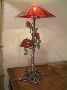 VITRAIL LAMPE
