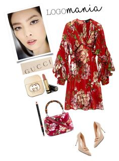"""Untitled #460"" by veronica7777 ❤ liked on Polyvore featuring Gucci"