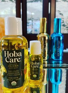 Pure jojoba is an ideal carrier for aromatherapy and herbal infusions as its fixative qualities hold the added scents very well and it is able to deliver their beneficial properties more deeply to the skin. Learn more details about jojoba on this interview with the jojoba company. #jojoba #aromatherapy #jojobaoil Clean Perfume, Jojoba Oil, Aromatherapy, Whiskey Bottle, Herbalism, Interview, Pure Products, The Originals