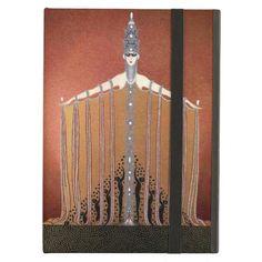Adoration - Art Deco by Erté - iPad Air Case