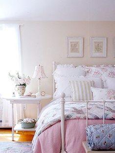 dormitorio : Dormitorios Estilo Shabby Chic... le gustará a mi Jose??, yo creo que sí, jijii