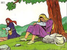 плевелы и пшеницаРассказы NT - (страница 21) - Levangelisation (раздел Дети)