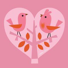 Love birds, Sean Sims