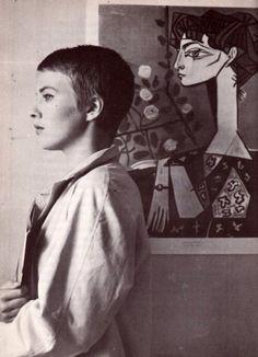 A bout de souffle, 1960