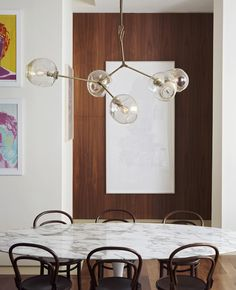 REPLICA LINDSEY ADELMAN BUBBLE CHANDELIER-5