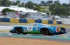 Le mans classic 2014 Alpine A220