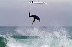 NOVA MODALIDADE DE SURF